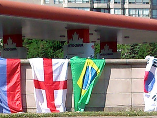 World Cup Fever Hits Toronto!