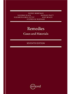 Remedies: Cases and Materials