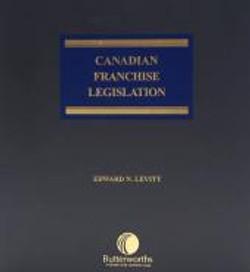 Canadian Franchise Legislation