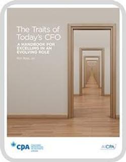 The Traits of Today's CFO: A Handboo