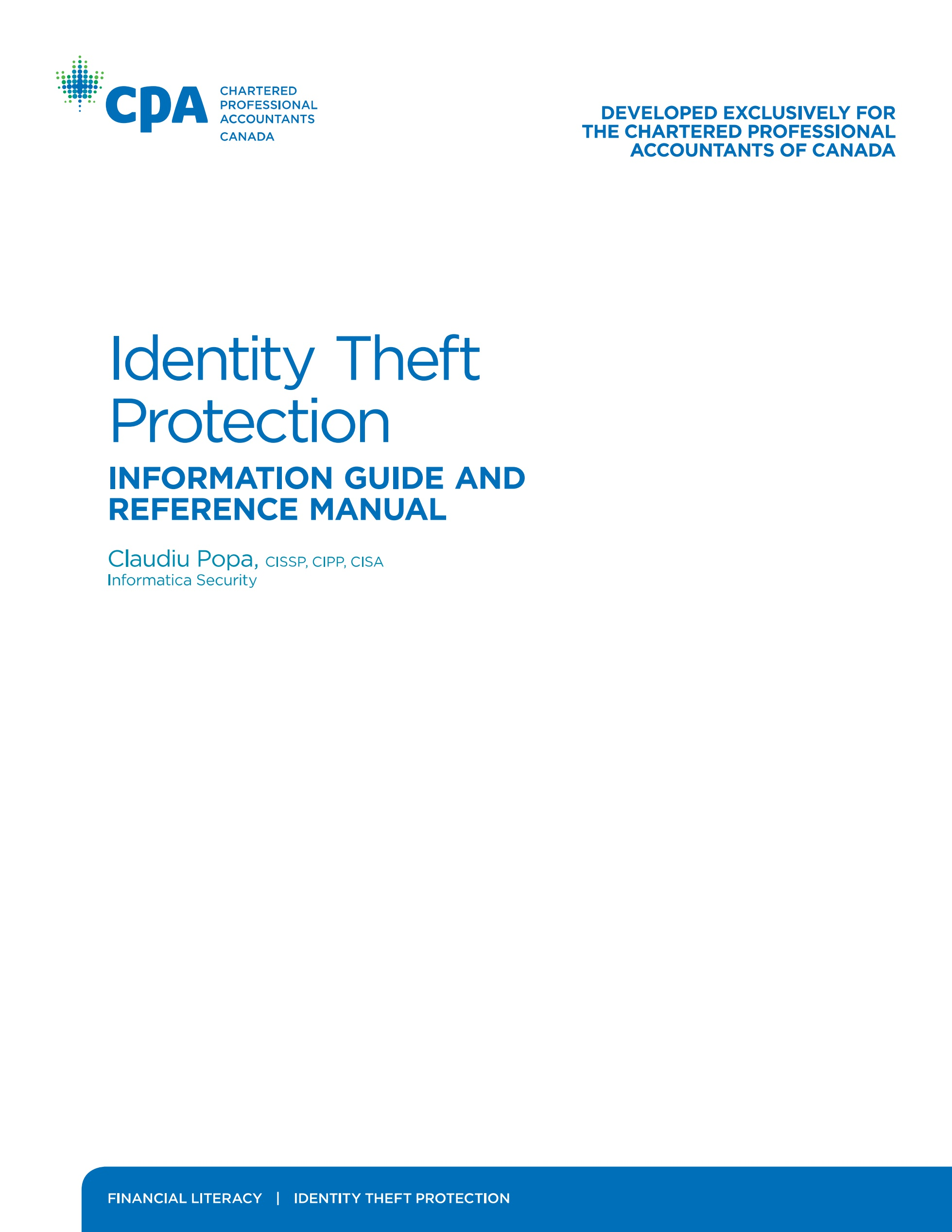 Identity Theft Protection: Informati