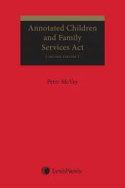 Annotated Children and Family Servic