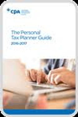The Personal Tax Planner Guide: 2016