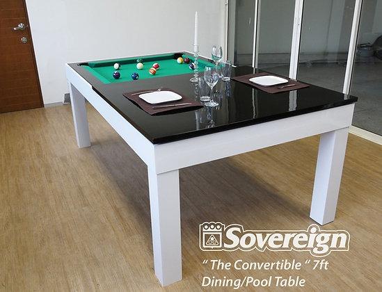 Convertible Model โต๊ะพูล โต๊ะทานข้าว