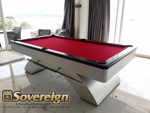 โต๊ะพูล โต๊ะพูลหยอดเหรียญ โต๊ะพลู  pool table