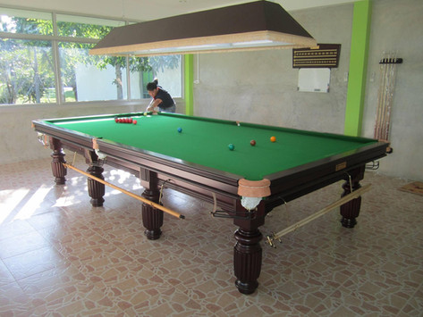 โต๊ะะพูล Pool Table Thailand Billiards table Phuket Pattaya