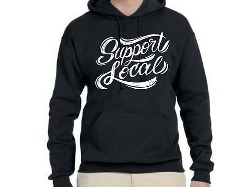 Support Local Hoodie