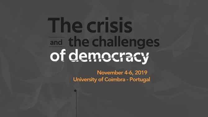 Chamada de artigos: Crise da democracia e desafios atuais