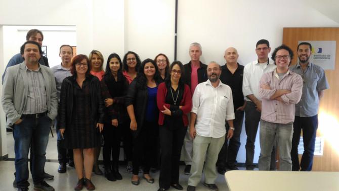 Instituto da Democracia reúne pesquisadores em Belo Horizonte