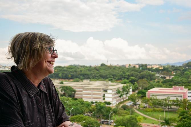 Heloísa Starling lança, neste sábado, livro com histórias sobre o Campus da UFMG