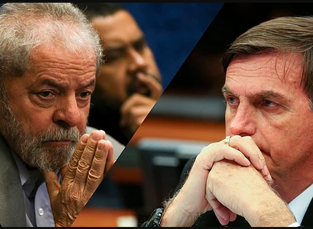 Eleições 2018 e representação: o que Lula e Bolsonaro têm em comum?