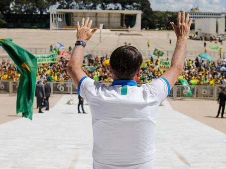 Brasil: los límites y peligros de un presidente polarizador