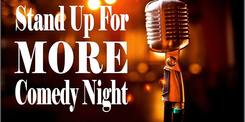 Stand Up for MORE - SOLD OUT