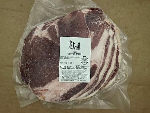 Mangalitsa Cottage Bacon