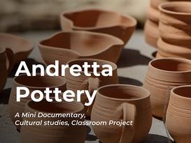 Art & Cultural Studies in Andretta