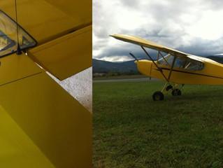 Le premier avion estampillé FYIP en partenariat avec LittleAircraft !
