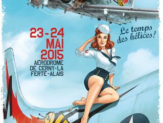 #FYIP participera au grand meeting  aérien de La Ferté Alais aux alentours de Paris, en compagnie
