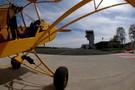 Premier voyage a Friedrichshafen de notre avion estampillé FYIP