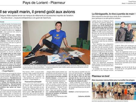 Première interview pour la marque FYIP !  / First interview of FYIP !