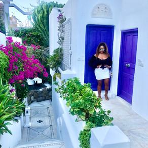 My 40th Birthday in Mykonos