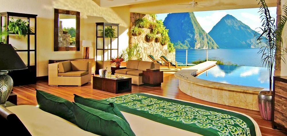 Jade Mountain (St. Lucia)