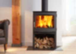 woodburner and multifuel stove