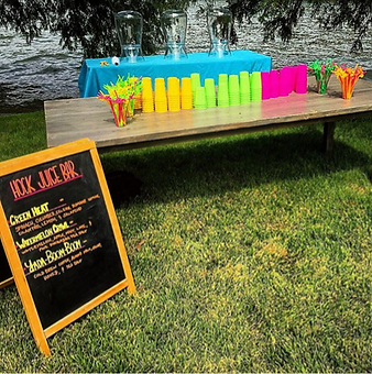 Juice Austin delivery and event catering