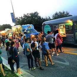 Juice Austin food truck for corporate and private events