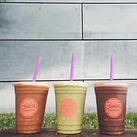 Superfood, healthy smoothies