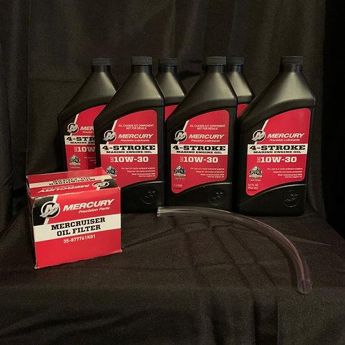 Mercury 150hp 4-Stroke Oil Change Kit