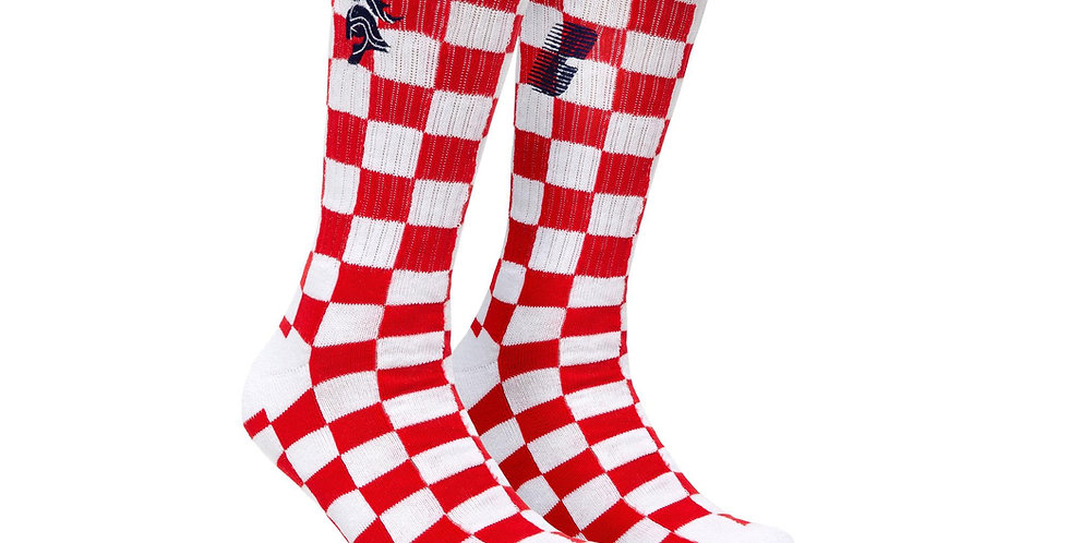 Chrystie NYC x Soho Warriors Home Socks