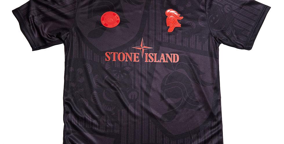 Stone Island x Soho Warriors Home Shirt