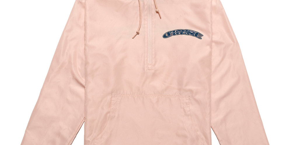 Chrystie NYC x Soho Warriors Pink Anorak