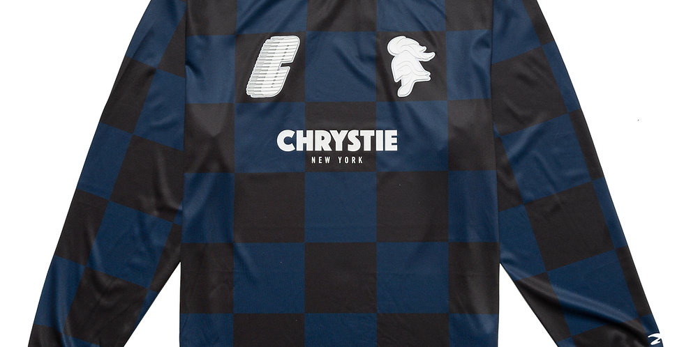 Chrystie NYC x Soho Warriors Away Jersey