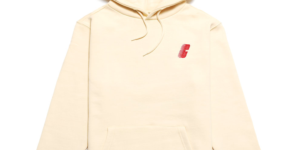 Chrystie NYC x Soho Warriors Cream Hoody