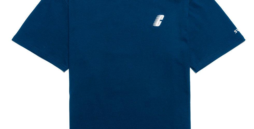 Chrystie NYC x Soho Warriors Blue T-Shirt