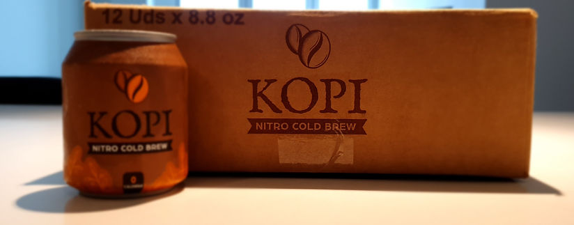 KOPI COLD BREW foto producto - Info Tort
