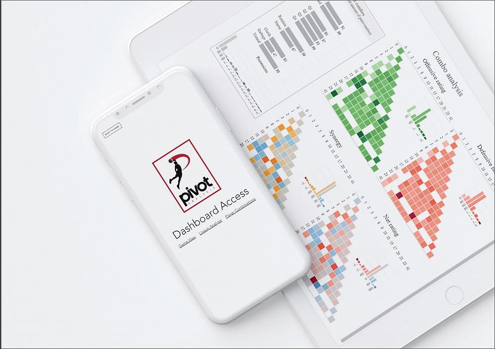 Basketball technology, Data visualization, Basketball analysis