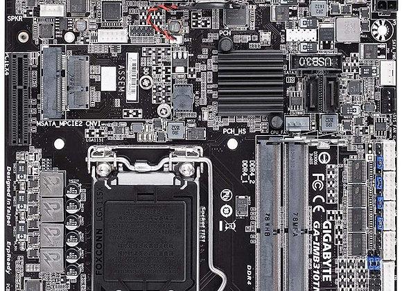 Gigabyte Motherboard GA-IMB310TN GSM Plus H310 S1151 DDR4 D-Sub/HDMI/DP MiniItx