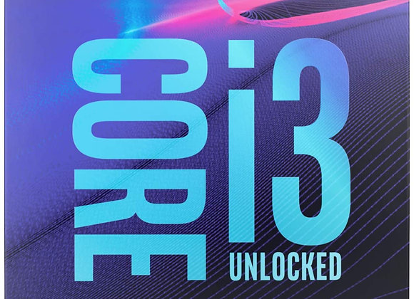 Intel Core i3-9350KF Desktop Processor 4 Core Up to 4.6GHz Unlocked