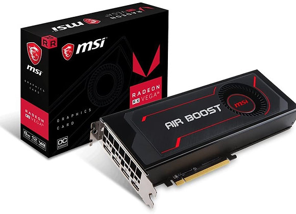 MSI Air Boost Radeon RX Vega 56 Overclocked Single-Fan 8GB HBM2 PCIe Video Card