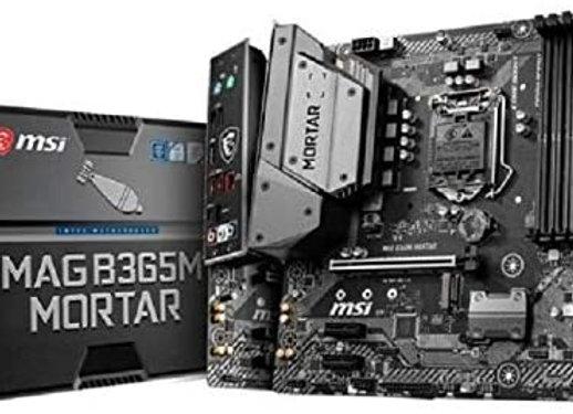 MSI MAG Mortar Intel B365 LGA 1151 Micro ATX DDR4-SDRAM Motherboard