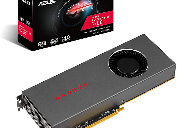 ASUS Radeon RX 5700 Single-Fan 8GB GDDR6 PCIe 4.0 Graphics Card