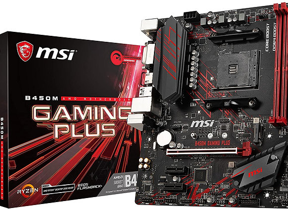MSI Performance Gaming AMD Ryzen 1st and 2nd Gen AM4 M.2 USB 3 DDR4 DVI HDMI