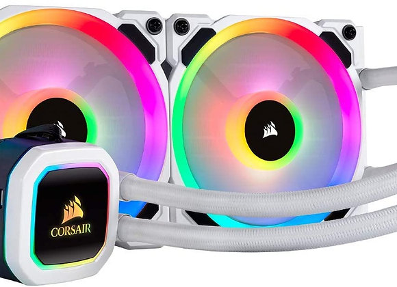 Corsair Hydro Series H100i RGB PLATINUM SE 240mm Liquid CPU Cooler