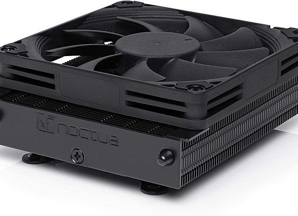 Noctua NH-L9a-AM4 chromax.Black, Low-Profile CPU Cooler for AMD AM4 (Black)