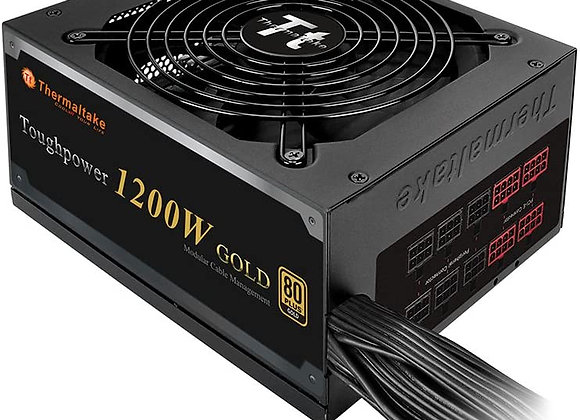 Thermaltake Toughpower 1200W 80+ Gold Semi Modular ATX 12V/EPS 12V Power Supply