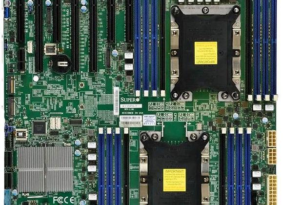 Supermicro MBD-X11DPH-T-O Xeon LGA3647 Max.2TB C624 USB 3.0/VGA E-Atx