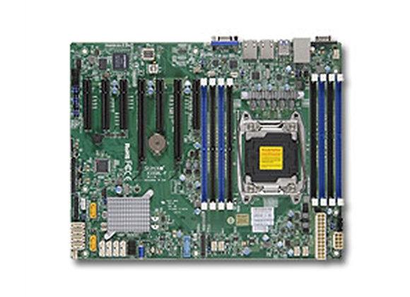 Supermicro Motherboard Xeon E5-1600/2600v3 LGA2011 C612 256GB DDR4 SATA Atx