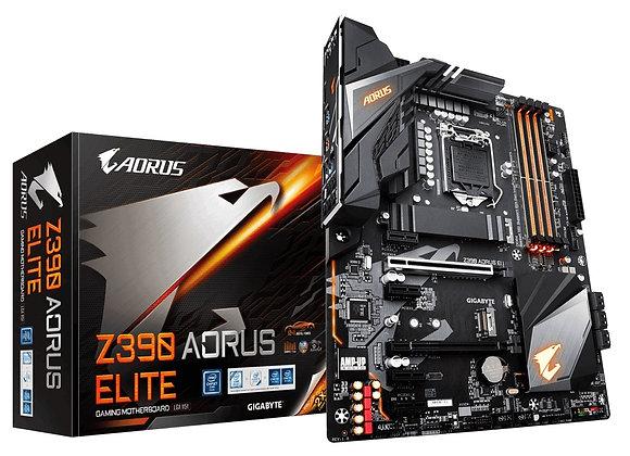 Gigabyte Motherboard Z390 Aorus Elite 4xPCI Express 3.0 x 1 Slot Retail